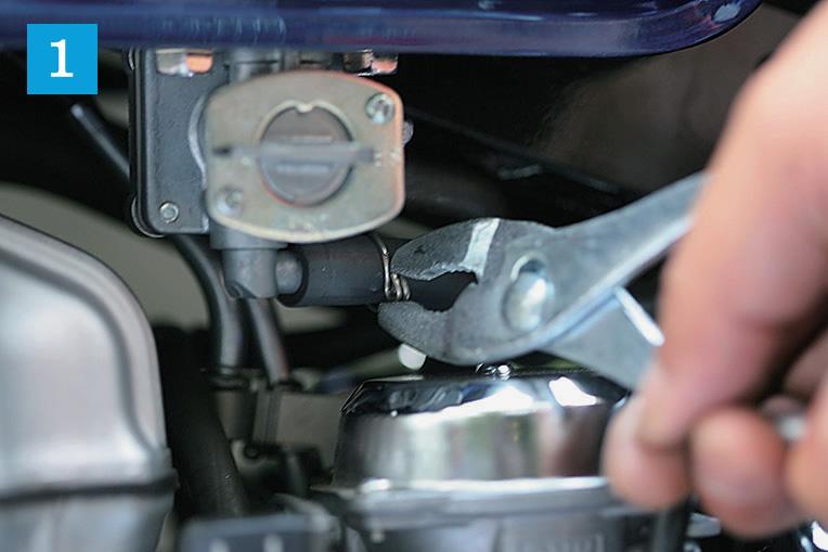 抜く 車 ガソリン