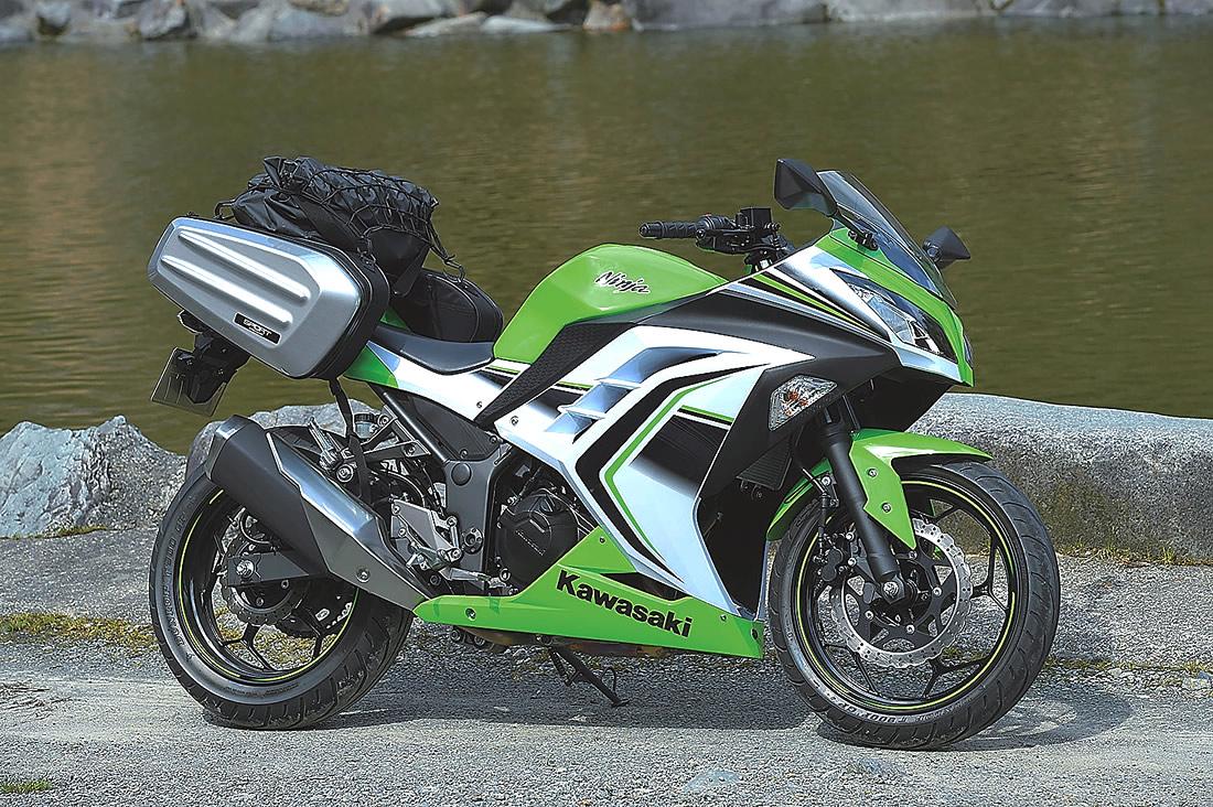 スポーツモデル代表「KAWASAKI:Ninja 250」の場合