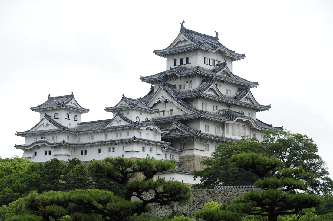 名城・古刹を訪ねる